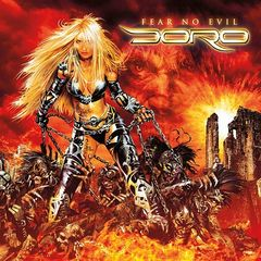 Doro - Fear No Evil (Remastered) (2018) 320 KBPS