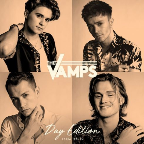 The Vamps - Night & Day (Day Edition - Extra Tracks) (2018) 320 KBPS
